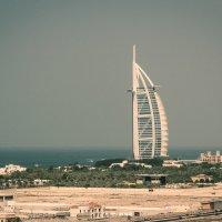 Burj al Arab :: Yan Berezkin