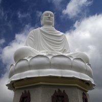 Белый Будда :: Олег Фролов
