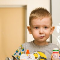Молоко на губах не обсохло :: Елена Мурашова