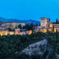 Дворец Альгамбра. Гранада. Испания. :: Владимир Леликов