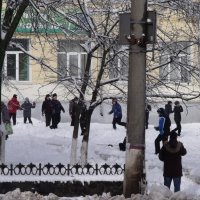 Зима-2015 :: Анатолий Бугаев