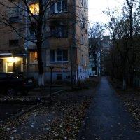 завечерелось :: Николай Семёнов