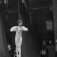about ballet :: Vitaliy Mytnik