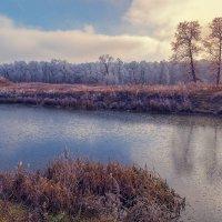 Зимнее озеро :: Татьяна Котик