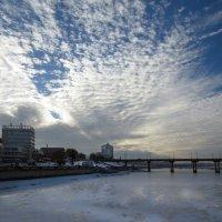 Небесный салют :: Ната Волга