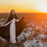 Тема зла :: Нина Чупрова