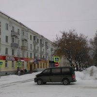 С первым днём зимы :))) :: Владимир Звягин