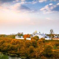 Женский Покровский монастырь... :: Александр Никитинский