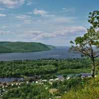 Издалека долго , течет река-Волга... :: leoligra