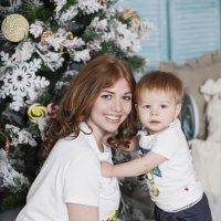 Даник и семья :: Андрей Молчанов