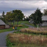 ОСЕНЬ В КИЖАХ(2) :: Валерий Викторович РОГАНОВ-АРЫССКИЙ