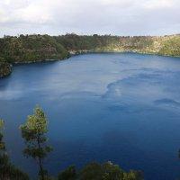 """""""Голубое озеро"""" (Blue Lake). :: Антонина"""