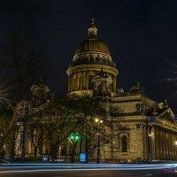 В городе ночь.. :: Владимир Питерский