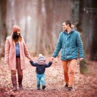 Счастливая семья... :: Криcтина Байрамкулова