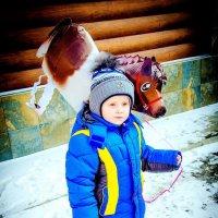 Если у женщины есть мужчина, которого она любит больше жизни, то это её сынок. :: Наталья Александрова