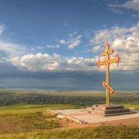 Поклонный крест :: Андрей Козлов