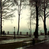 Старый парк, старый парк... :: Александр Георгиевич