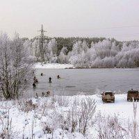 Первый нормальный лёд. :: Александр Тулупов