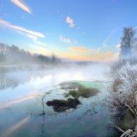 Узорное утро ноябрьских морозов... :: Андрей Войцехов