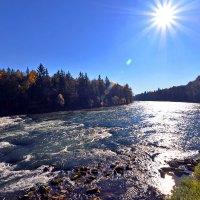Река солнца ... :: Владимир Икомацких