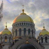 Храм :: Юрий Гайворонский