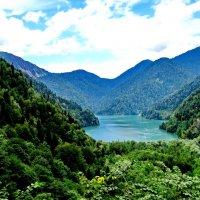 Озеро Рица :: Светлана
