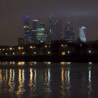 moscow city :: Asya Dubova