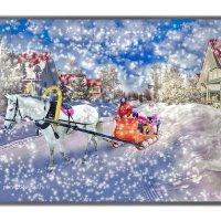 Скорей бы пришла Зимушка-Зима!!!!!!!!!!!!! :: Алла ************