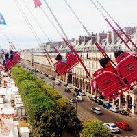 Алеся Осадчая - Полет над Парижем :: Фотоконкурс Epson
