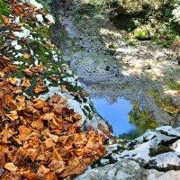 Пересохший Барьяльский водопад :: Денис Кораблёв