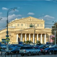 Большой Театр. :: Константин Ушмаев