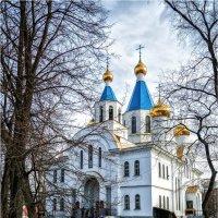 Церковь Рождества Христова на Уралмаше. :: Константин Ушмаев