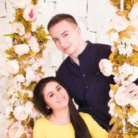 Мадина и Женя :: Светлана Мокрецова