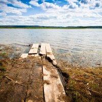 Озеро под Уфой :: Anatoliy Pavlov