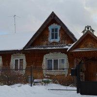 Домик в деревне :: Вера Андреева