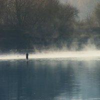 туман :: Татьяна Крикова