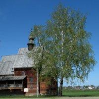 в Суздале,Никольская церковь,1766г. :: Сергей Цветков