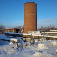 Недостроенная башня :: Глен Ленкин