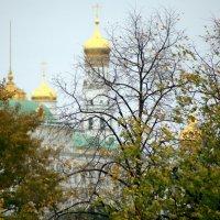 москва златоглавая,звон колоколов :: Олег Лукьянов