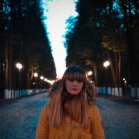 Осенняя прогулка :: Киреева Дарья