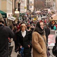 На ярмарку и с ярмарки :: Elen Dol