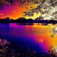 Озеро :: Nina Yudicheva