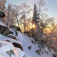 Рассвет на склоне :: Мария Кухта