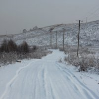 Дорога уходит в даль :: Дмитрий Арсеньев