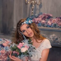 Шикарная невеста :: Kristina Kolos