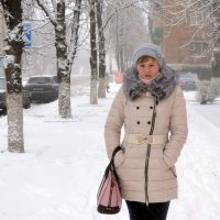 Зимний портрет :: Владимир Болдырев