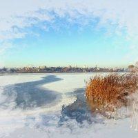 Ледяные зеркала. :: Чария Зоя
