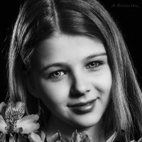 Portrait. The image of Mr. the person in the picture or photo. :: krivitskiy Кривицкий