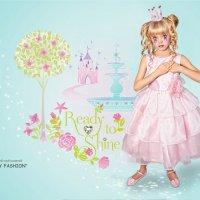 Проект куклы - принцесса :: Юлия Дмитриева