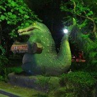 По улице ходила большая Крокодила :: Вера Щукина